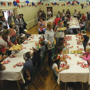 Jubilee Party photo
